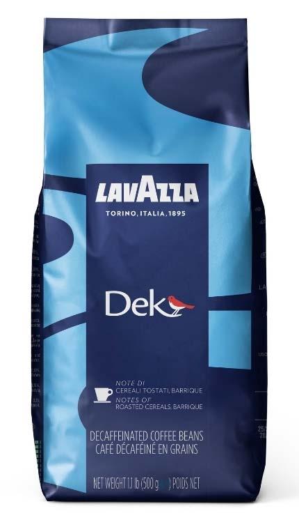 Lavazza Dek - Decaf Whole Bean 1 Pound