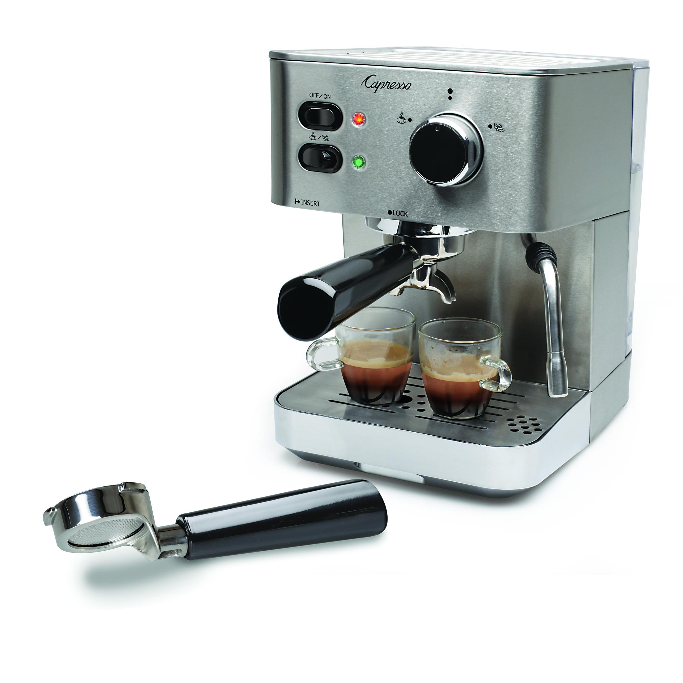 Capresso Ec  First In Coffee