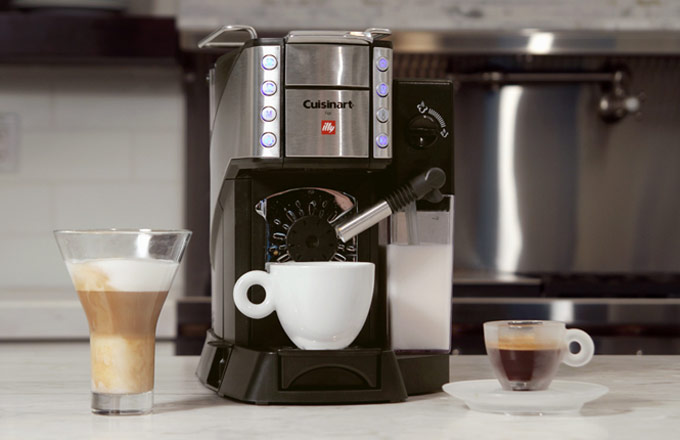 Cuisinart For Illy Em 600 Buona Tazza Single Serve
