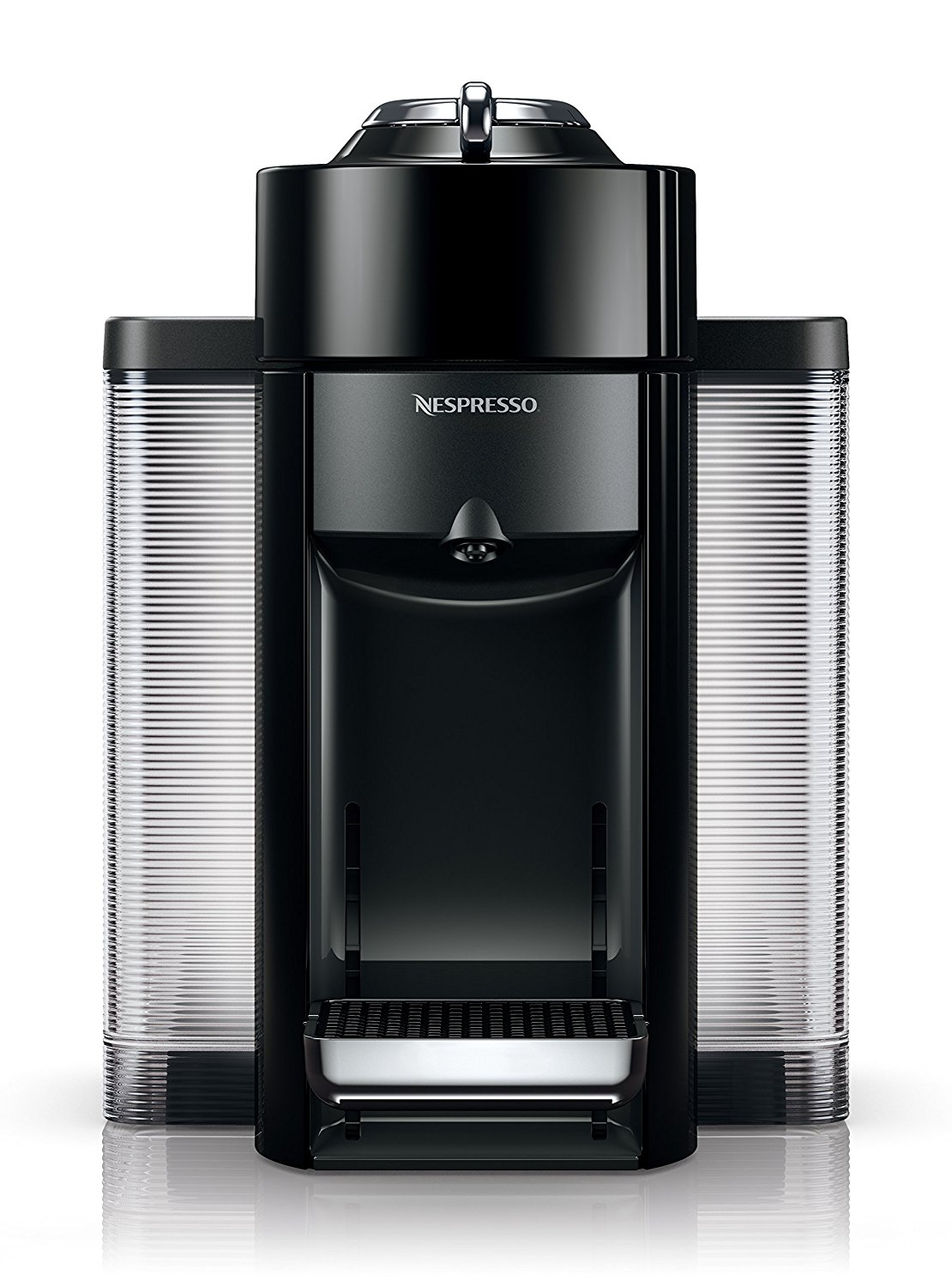 nespresso evoluo by delonghi capsule espresso machine. Black Bedroom Furniture Sets. Home Design Ideas