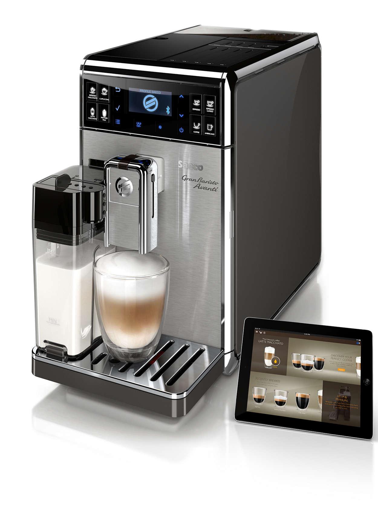 Saeco Granbaristo Avanti Super Automatic Espresso Machine