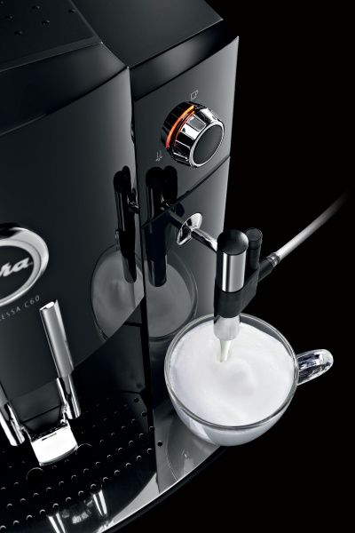 refurbished jura c60 impressa coffee maker 1st in coffee. Black Bedroom Furniture Sets. Home Design Ideas
