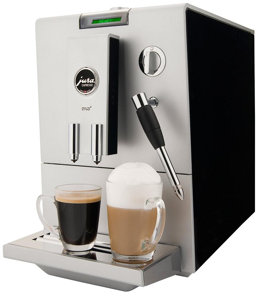 Jura Capresso ENA 4 Super Automatic Espresso and Coffee Center
