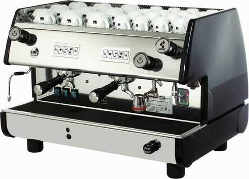 La Pavoni Bar-T 2 Group Commercial Espresso Machine