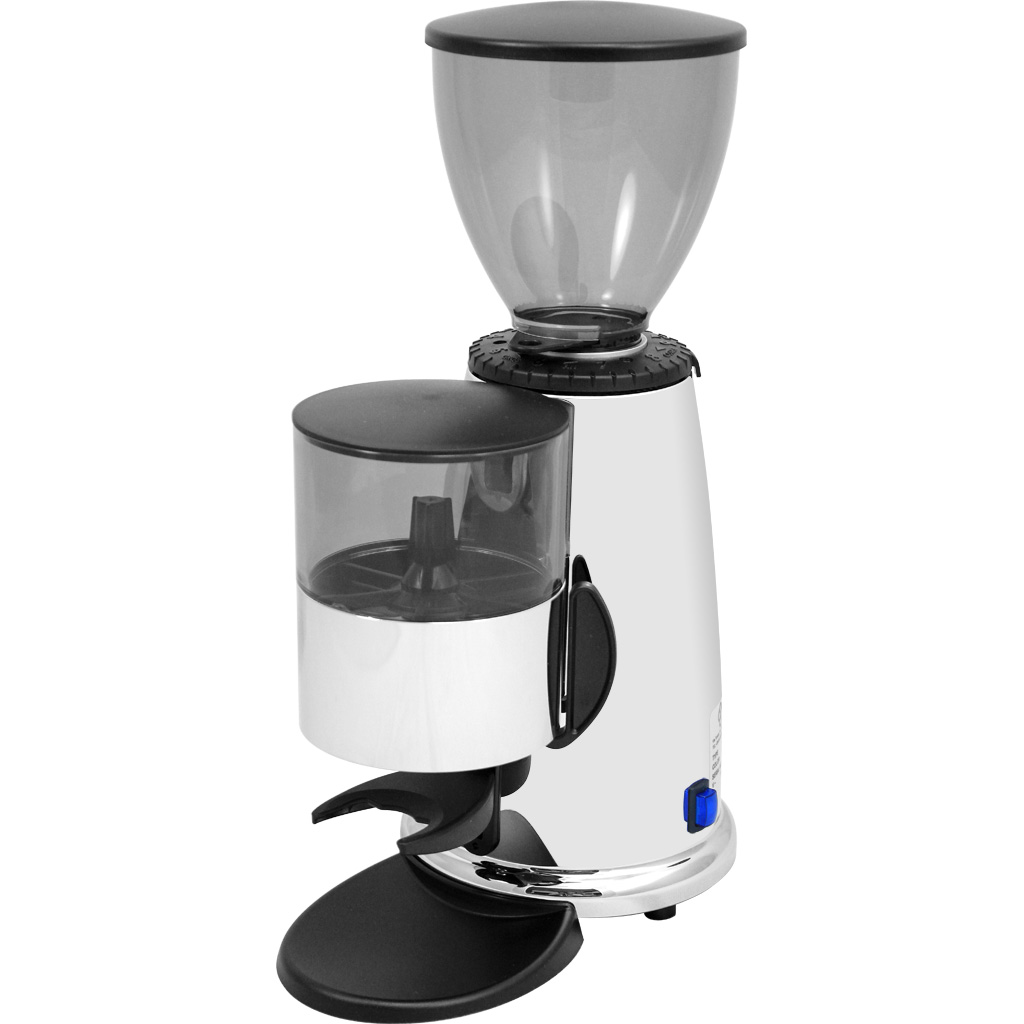 Macap Stepped Manual Doser Espresso Grinder From Italy