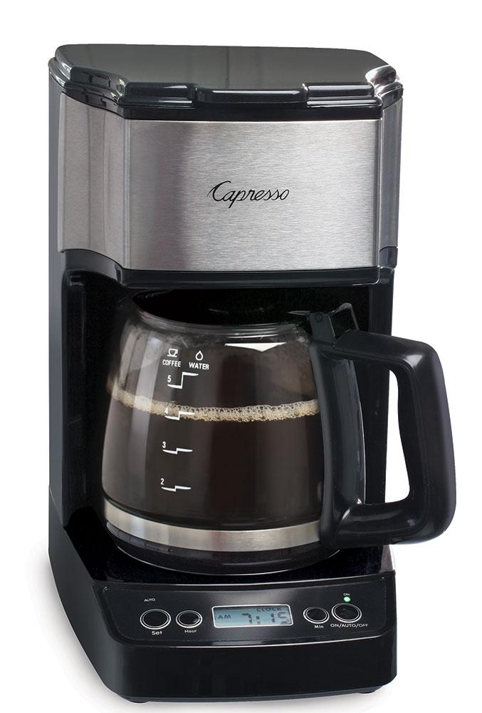 Capresso 5 Cup Coffee Maker Mini Drip Coffee Maker 1st in Coffee