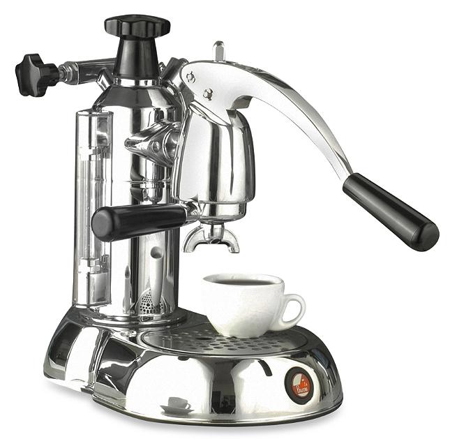 la pavoni stradivari italian espresso maker 1st in coffee. Black Bedroom Furniture Sets. Home Design Ideas