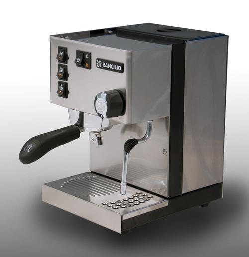 rancilio silvia v5 rancilio home espresso machine. Black Bedroom Furniture Sets. Home Design Ideas