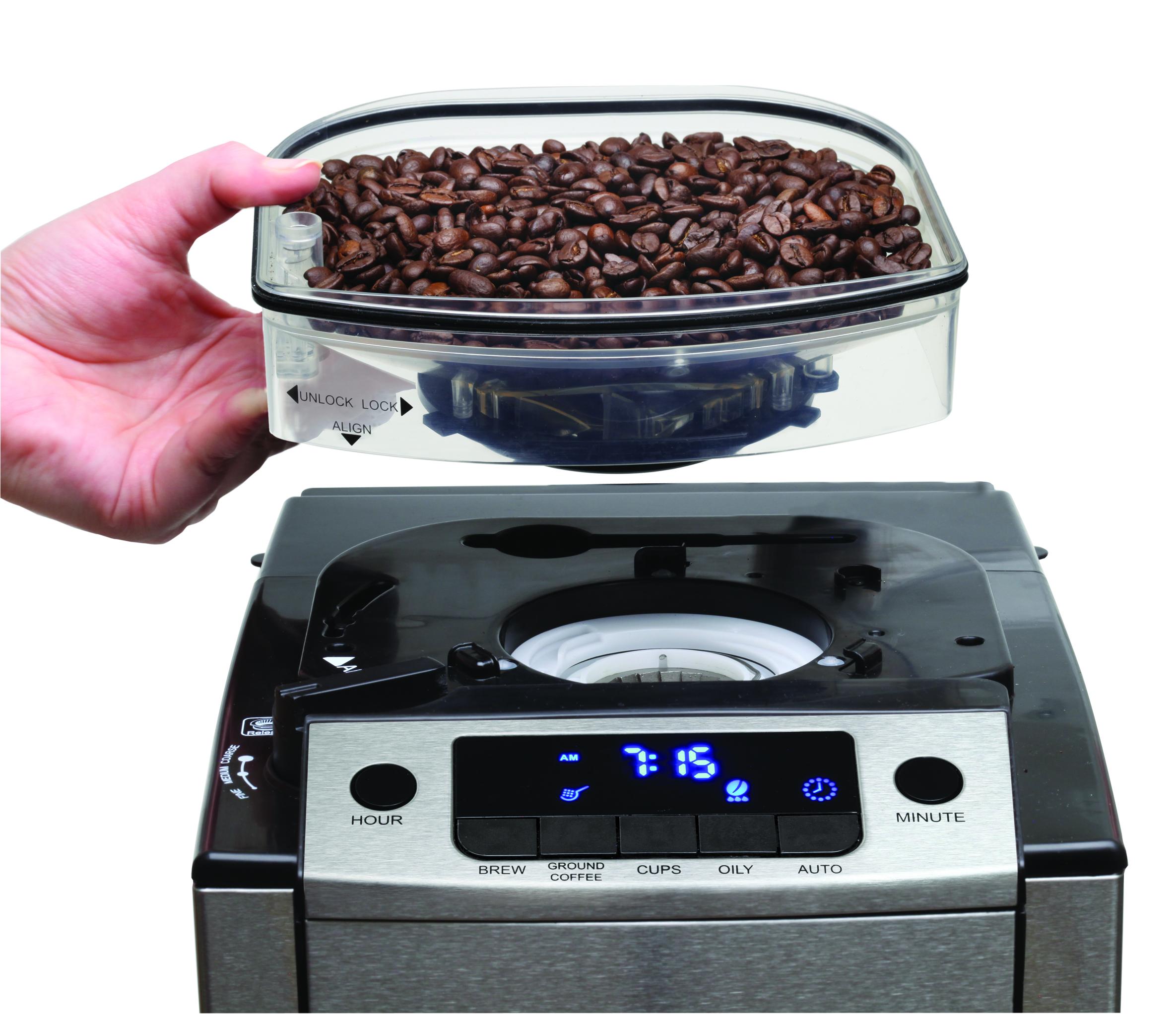 Capresso Coffeeteam Pro Plus Gl