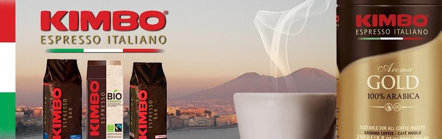 Kimbo Coffee | Kimbo Espresso Beans | 1st in Coffee