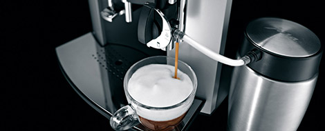 Jura One Touch Cappuccino