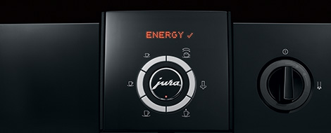 Jura F7 Energy Efficency