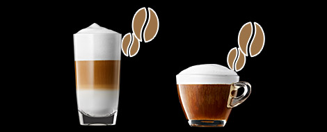 Jura Specialty Coffee Drinks
