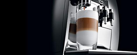 Jura J9.3 Fine Foam Technology
