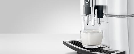 E6 White Cappuccino