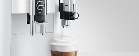 Jura E8 Espresso